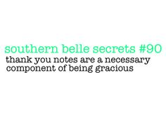 Not just for southern belles.