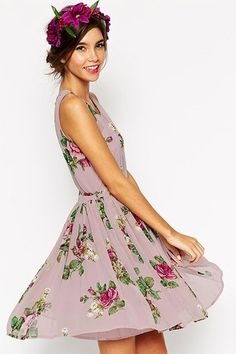 ASOS' line of bridesmaid dresses is a budget-friendly boho dream