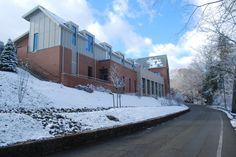 Frank A. Cassel Hall  University of Pittsburgh at Greensburg. #pittgreensburg  http://www.greensburg.pitt.edu/