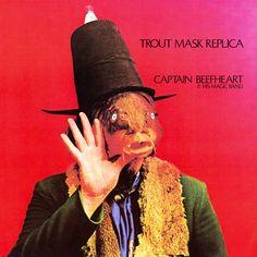 Captain Beefheart & his Magic Band, Trout mask replica (1969)
