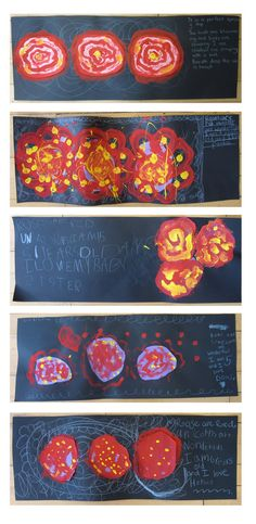 CiNnaMoN rAiSiN tOaSt: Poems & Painting with Cy Twombly
