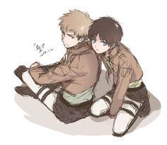 Jean and Eren