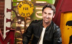 American Pickers/Antique Archaeology  Mike Wolfe is from LeClaire, IA