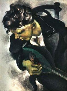 David - Marc Chagall