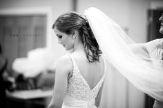 Priscilla of Boston Gown | Kristen Weaver Photography