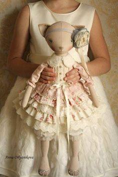 Чудный кукленок