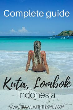 Travel guide to Kuta, Lombok. Kuta, Lombok in Indonesia is a perfect base for all travelers. It's surfers' paradise, beach bum's paradise and everyone in between. what to do in Lombok   Kuta Lombok   Kuta beaches   surfing in Kuta   where to stay in Kuta     pantai Kuta Lombok   #kuta #lombok #indonesia #southeastasia