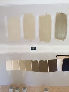 macadamia paint colorColor Scheme for Macadamia SW 6142  Wall colors Fabrics and Walls