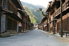 Tsumago-juku 作者 Fotopedia Editorial Team