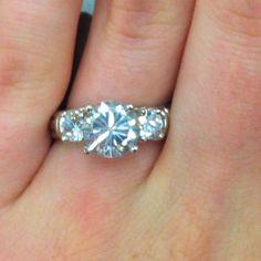 25th anniversary ring?