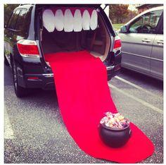 Trunk-or-Treat idea. Easy!