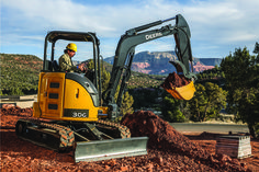 John Deere 30G to Make Sizeable Impact on Compact Excavator Line-up - Rock & Dirt Blog Construction Equipment News & Information