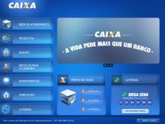 A CAIXA agora conta com um aplicativo exclusivo para iPad (Apple)