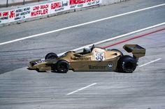 Ricardo Patrese, #35 Arrows-Ford A1