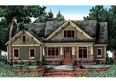 altamonte 300x210 Altamonte Craftsman House Plan Simple & Sweet