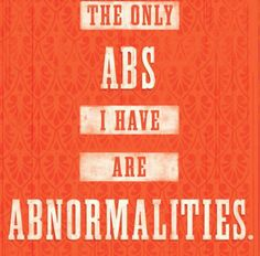 Humor Quote on theBERRY - Abnormalities More