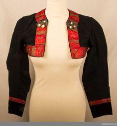 Folklore, Museum, Blazer, Embroidery, Jackets, Women, Fashion, Down Jackets, Moda