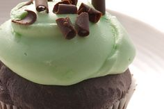 Mint Julep Kentucky Derby Cupcake Recipe