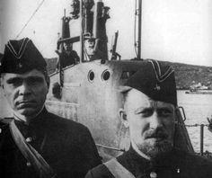 Submarine officers