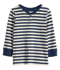 Long Sleeve Shirt   H&M