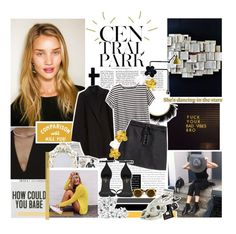 """Untitled #98"" by amberash0 ❤ liked on Polyvore featuring Givenchy, Isabel Marant, Prada, Helmut Lang, Assouline Publishing, Proenza Schouler, Dot & Bo, Yves Saint Laurent, H&M and Lara"