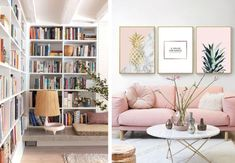 Diy Wooden Shelves, Wooden Diy, Diy Living Room Decor, Living Room Designs, Home Decor, Custom Shutters, Decoration Design, Coffee Table Design, Open Shelving