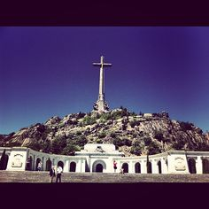 Valley of the Fallen, just outside Madrid #travel