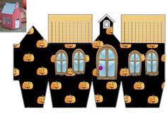 Caixinhas Halloween