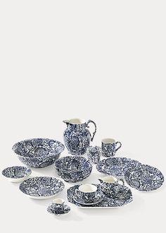 Tea Cup Saucer, Tea Cups, English Pottery, Ralph Lauren Style, Classy Chic, Bath Decor, Kids House, Earthenware, Dinner Plates