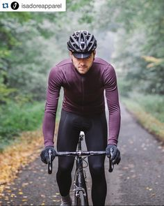 More en route from @isadoreapparel ・・・ Head into Autumn by wrapping yourself in the bold and striking color of Potent Purple. Find the link in bio! #longsleeve #cyclingjersey #wtfkits #kitwatch #roadisthewayoflife #cyclinglife #roadslikethese #fromwhereiride #StravaPhoto #outsideisfree #wymtm #lovetheroadyourideon #roadcycling #cyclingapparel #fuelformiles #roadsweride #instacycling #goneriding #isadoreapparel #cyclingmemories