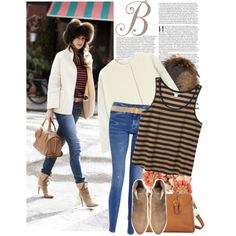 """""""Get The Look: Ready For Fall"""" by thenewchanel on Polyvore"""