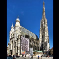 Stephansdom | St. Stephen's Cathedral w Wien, Wien