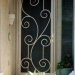 Fancy Security Doors by DCS Industries