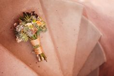 Lovely, romantic french-inspired bridal bouquet.