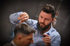 www.academiadefrizerie.ro Men`s only  Haircut for men 2017 New style