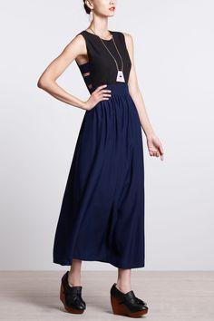 Cecil Maxi Dress - Anthropologie.com    Can I resist a birthday weekend dress sale? Hmmmm