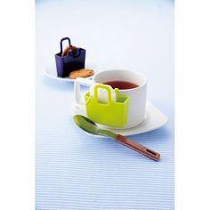 koziol LILLI tea bag rest コジオル リリィ ティーバッグレスト