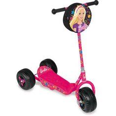 Patinete Bandeirante Barbie, uma diversão para sua filha.    O patinete infantil com a tradição da Brinquedos Bandeirante.
