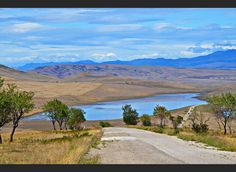 On the way to David Gareja - Udabno, Kakheti