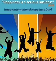Happy International Happiness DAY!