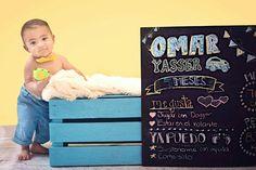 7 meses Sesión mes a mes Baby photography