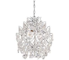 Minka Lavery 3150-77 Mini Chandeliers 3LT Chrome Chandelier Lighting