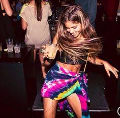 Dancin' like there's no tomorrow