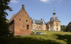 Leefdaal castle (Kasteel van Leefdaal) - I lived down the street from this place growing up.  I miss it so much.