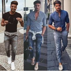 1 2 or 3... what is your choice??? Comment below . . . Photo via @marianodivaio . . . #menswear #mensfashion #menstyle #mensstyle #ootdmen #collection #photography #creativeconcept #pink #inspiration #instafashion #londonfashion #fashionillustration #illustration #trendyclothes #fashion #swag #style #stylish #ootd #dapper #swagger #men #photooftheday #loafer #luxury #velvetslippers #mensshoe #slippers #mensfashionpost