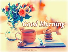 Good Morning - Best Cards, Animated Pics and Quotes. #EverydayEcards, #GOODMORNING http://greetings-day.com/good-morning-best-cards-animated-pics-and-quotes.html