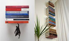 Os livros são os objetos de decoração mais versáteis e que combinam com diversos ambientes. Veja como utilizar livros na decoração da sua casa!