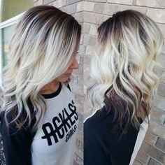 Pretty blonde hair color ideas (34) - Fashionetter #BlondeHairstylesCool