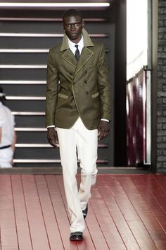 John Varvatos Men's S/S '13