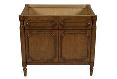 Custom Vanity Cabinet on OneKingsLane.com
